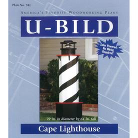 U-Bild Cape Lighthouse Woodworking Plan