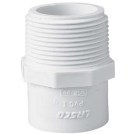 LASCO 1/2-in Dia PVC Sch 40 Adapter