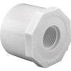 LASCO 1-1/2-in Dia x 1/2-in Dia PVC Sch 40 Bushing