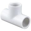 LASCO 1/2-in Dia 90-Degree PVC Sch 40 Tee