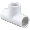 LASCO 1-in Dia 90-Degree PVC Sch 40 Tee