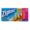 Ziploc 100-Count Quart Plastic Storage Bags