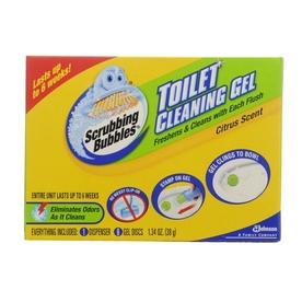 Scrubbing Bubbles 7-Count Citrus Toilet Bowl Cleaner