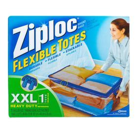 Ziploc Plastic Storage Bags