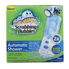 Shop Scrubbing Bubbles 34 Oz Shower Amp Bathtub Cleaner At