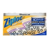Ziploc 40-Count Quart Plastic Storage Bags
