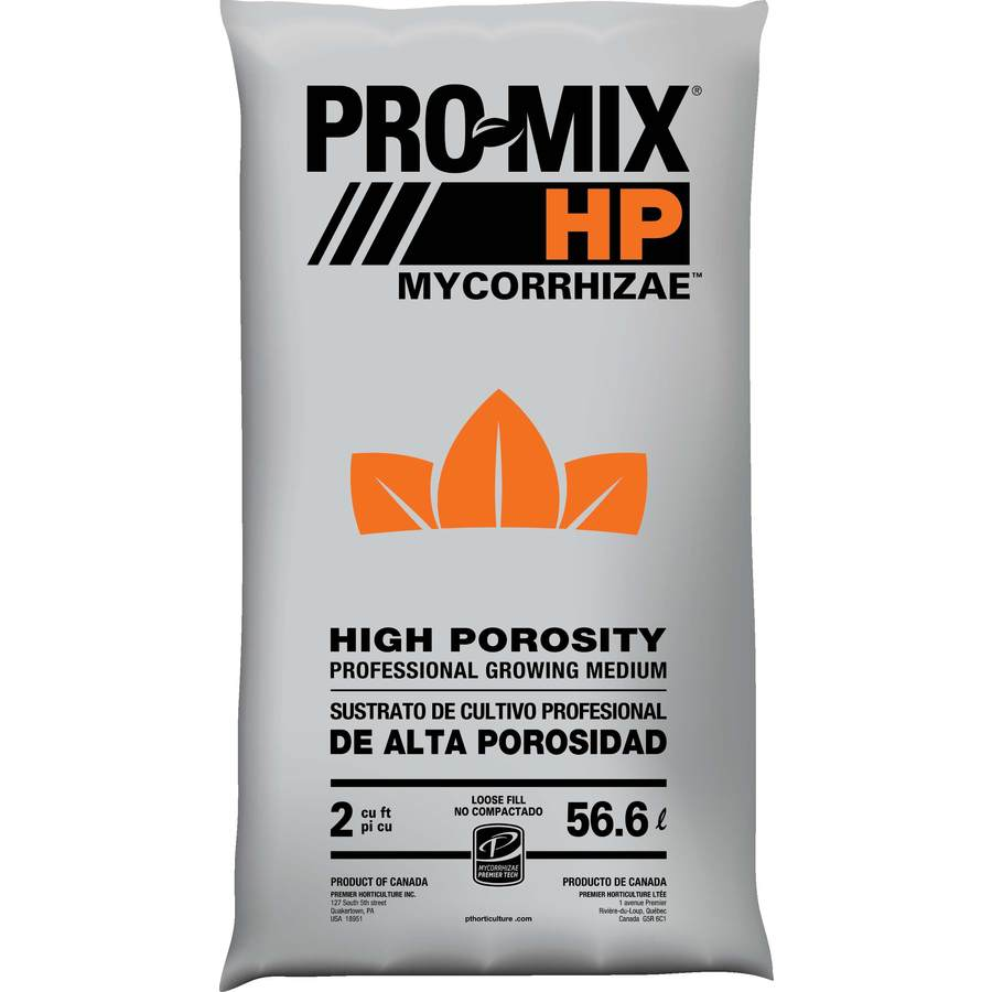 Shop pro mix pro mix 2 cu ft potting soil at for Potting soil clearance