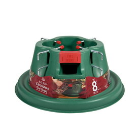 Home Logic 20-in Plastic Tree Stand for 8-ft Tree