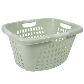 Home Logic 1.75 Bushel Plastic Basket