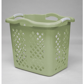 Home Logic 2 Bushel Plastic Basket