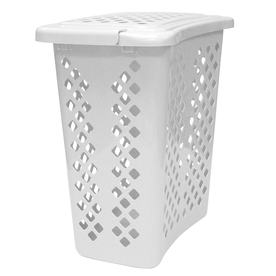 Home Logic 2-Bushel Plastic Clothes Hamper
