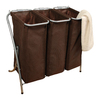 POET Mixed Materials Basket or Clothes Hamper