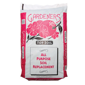 Shop gardeners 1 cu ft organic top soil at for Organic top soil
