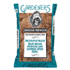 Gardeners 2 cu ft Brownish-Red Shredded Redwood Mulch