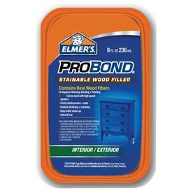 Elmer's 8-oz Probond Wood Filler-Stainable