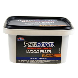 Shop Elmer 39 S 32 Oz Probond Wood Filler Stainable At