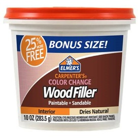 Shop Elmer 39 S Carpenter 39 S Color Changing Wood Filler Bonus Pack At