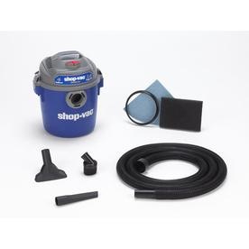 Shop-Vac 4-Gallon 2-Peak HP Shop Vacuum