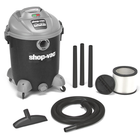 4-Gallon Wet/Dry Vacuum
