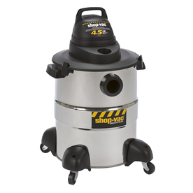 Shop-Vac 10-Gallon 4.5 Peak HP Shop Vacuum