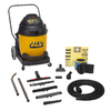 Shop-Vac 22-Gallon 2.5-Peak HP Shop Vacuum