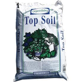 Shop organic valley 40 lb top soil at for Organic top soil