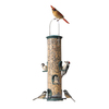 Aspects Quick Clean Plastic Tube Bird Feeder