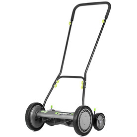 Shop Earthwise 16 in Reel Lawn Mower at Lowes
