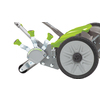 Earthwise 18-in Reel Lawn Mower
