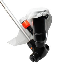 Aqua EZ 5-in Handheld Pool Vacuum