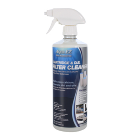 Aqua EZ 32-oz Cleans D.E. and Cartridge Pool Filter Cleaner