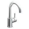 Moen Level Chrome 1-Handle Bar Faucet