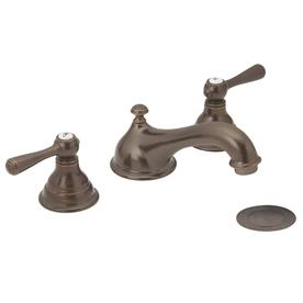 Moen Kingsley Oil-Rubbed Bronze 2-Handle Widespread WaterSense Bathroom Faucet