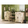 Moen Kingsley Oil-Rubbed Bronze 2-Handle Widespread WaterSense Bathroom Faucet