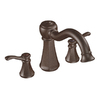Moen Vestige Oil-Rubbed Bronze 2-Handle Adjustable Deck Mount Tub Faucet
