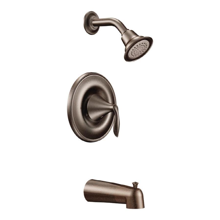 Shop Moen Bronze Tub Shower Trim Kit At