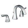 Moen Felicity 2-Handle Widespread WaterSense Bathroom Faucet