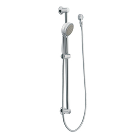 Moen Chrome 4-Spray Handheld Shower Massage
