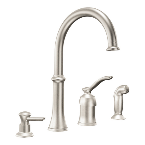 single handle kitchen faucet faucets reviews