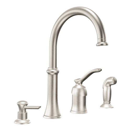 Single Handle Kitchen Faucet Faucets Reviews