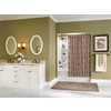 Moen Caldwell Mediterranean Bronze 1-Handle Bathtub and Shower Faucet with Single Function Showerhead