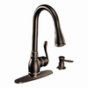 Moen Anabelle 1-Handle Pull-Down Kitchen Faucet