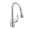 Moen Arbor Chrome 1-Handle Pull-Down Kitchen Faucet