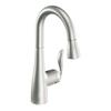Moen Arbor Classic Stainless 1-Handle Bar Faucet