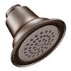 Moen 3.375-in 1.75-GPM (6.6-LPM) Oil-Rubbed Bronze WaterSense Showerhead