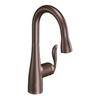 Moen Arbor Oil Rubbed Bronze 1-Handle Bar and Prep Faucet
