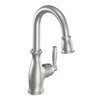 Moen Brantford Classic Stainless 1-Handle Bar Faucet