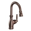 Moen Brantford Oil Rubbed Bronze 1-Handle Bar Faucet