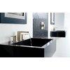 Moen 90 Degree Chrome 2-Handle Widespread WaterSense Bathroom Faucet