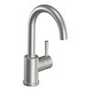 Moen Level Classic Stainless 1-Handle Bar Faucet